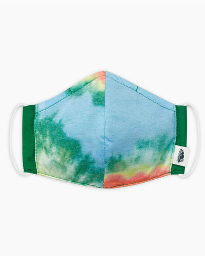 Roots-New For This Month Mask & Wellness Accessories-Lightweight Tie Dye Reusable Face Mask-Multi-A