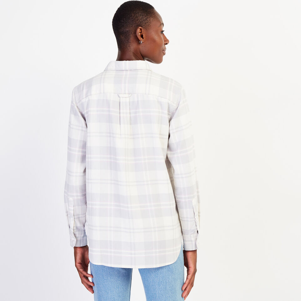 Roots-undefined-Journey Plaid Shirt-undefined-D