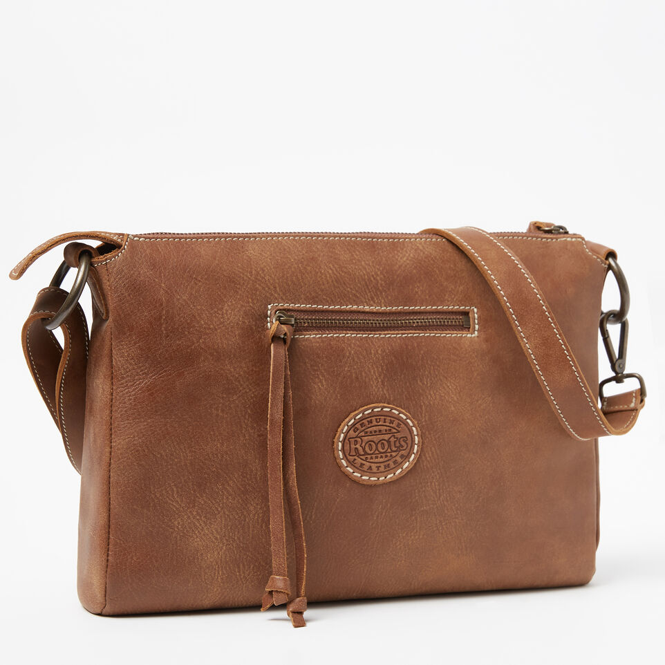 Roots-Leather Handbags-Sierra Bag Tribe-Natural-C
