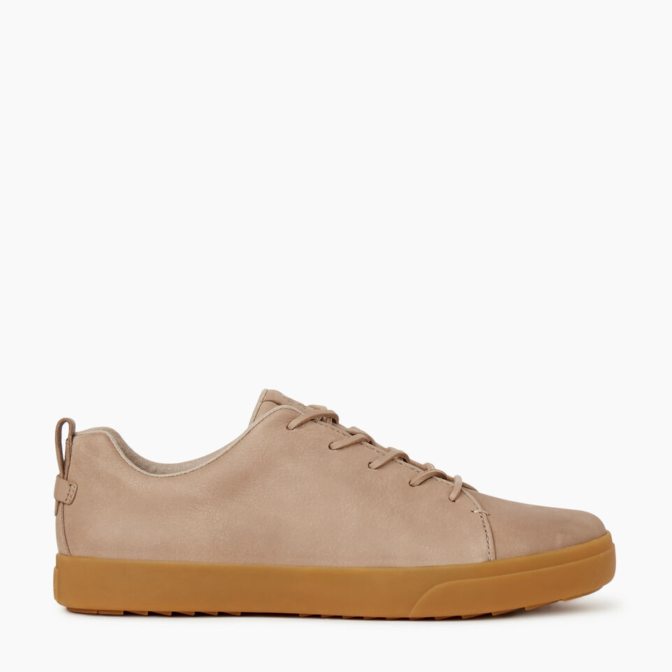 Roots-Men Footwear-Mens Parkdale Sneaker-Sand-A