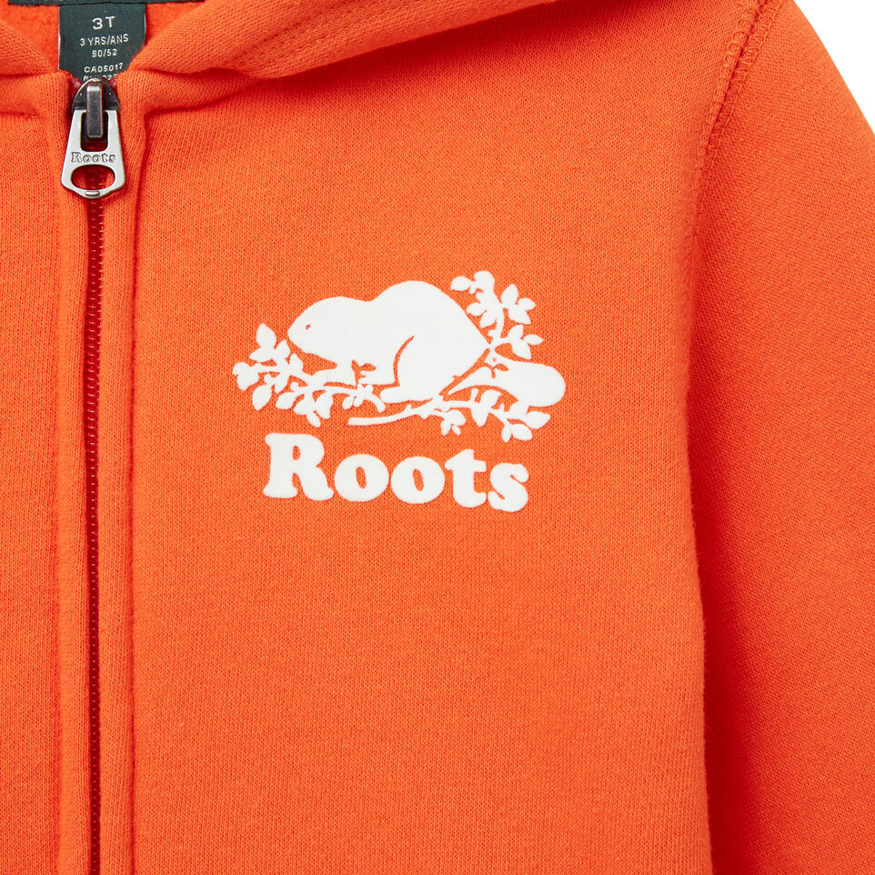 Roots-undefined-Tout-Petits Original Full Zip Hoody-undefined-C