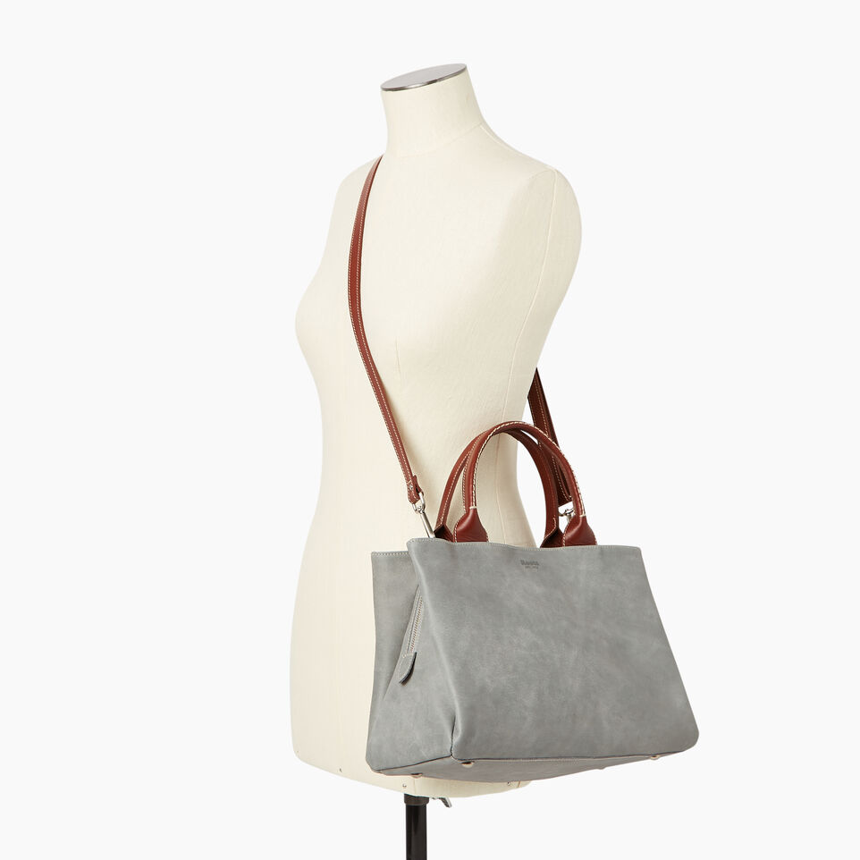 Roots-Leather  Handcrafted By Us Our Favourite New Arrivals-Mont Royal Bag-undefined-B
