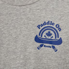 Roots-Kids Our Favourite New Arrivals-Boys Paddle On T-shirt-Grey Mix-D