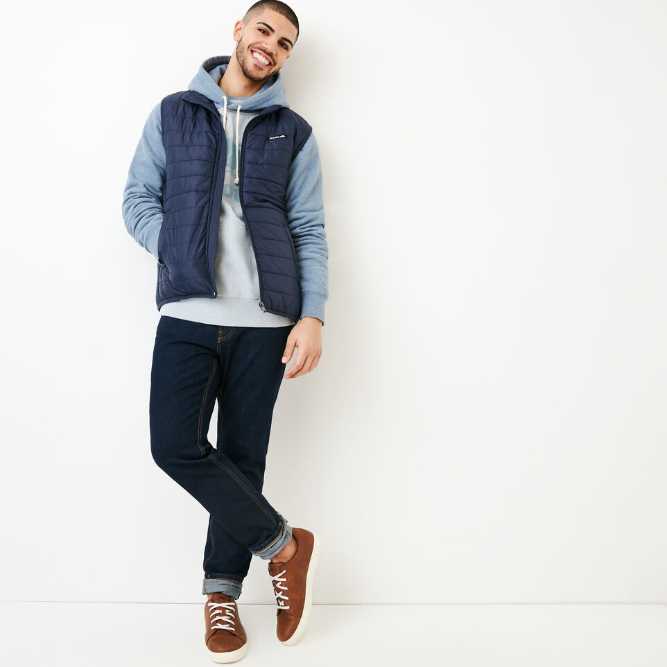 Roots-Men Our Favourite New Arrivals-Cooper Kanga Hoody-Celestial Blue Mix-B