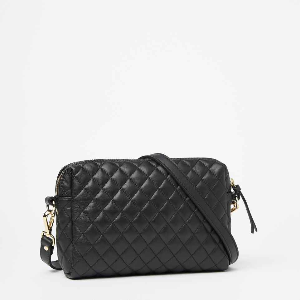 Roots-undefined-Quilted Clutch Nappa/Box-undefined-C