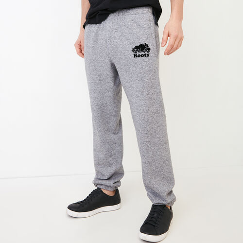 Roots-Men Sweats-Roots Salt and Pepper Original Sweatpant-Salt & Pepper-A