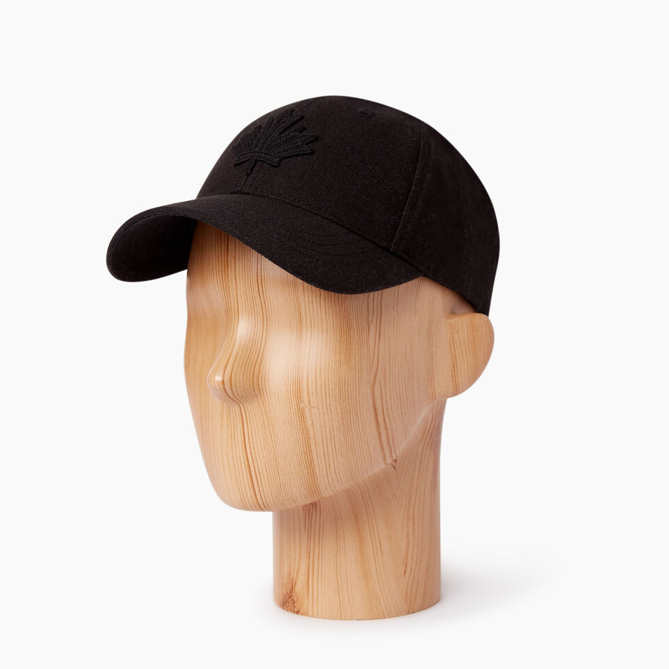 Roots-undefined-Kids Leaf Baseball Cap-undefined-B