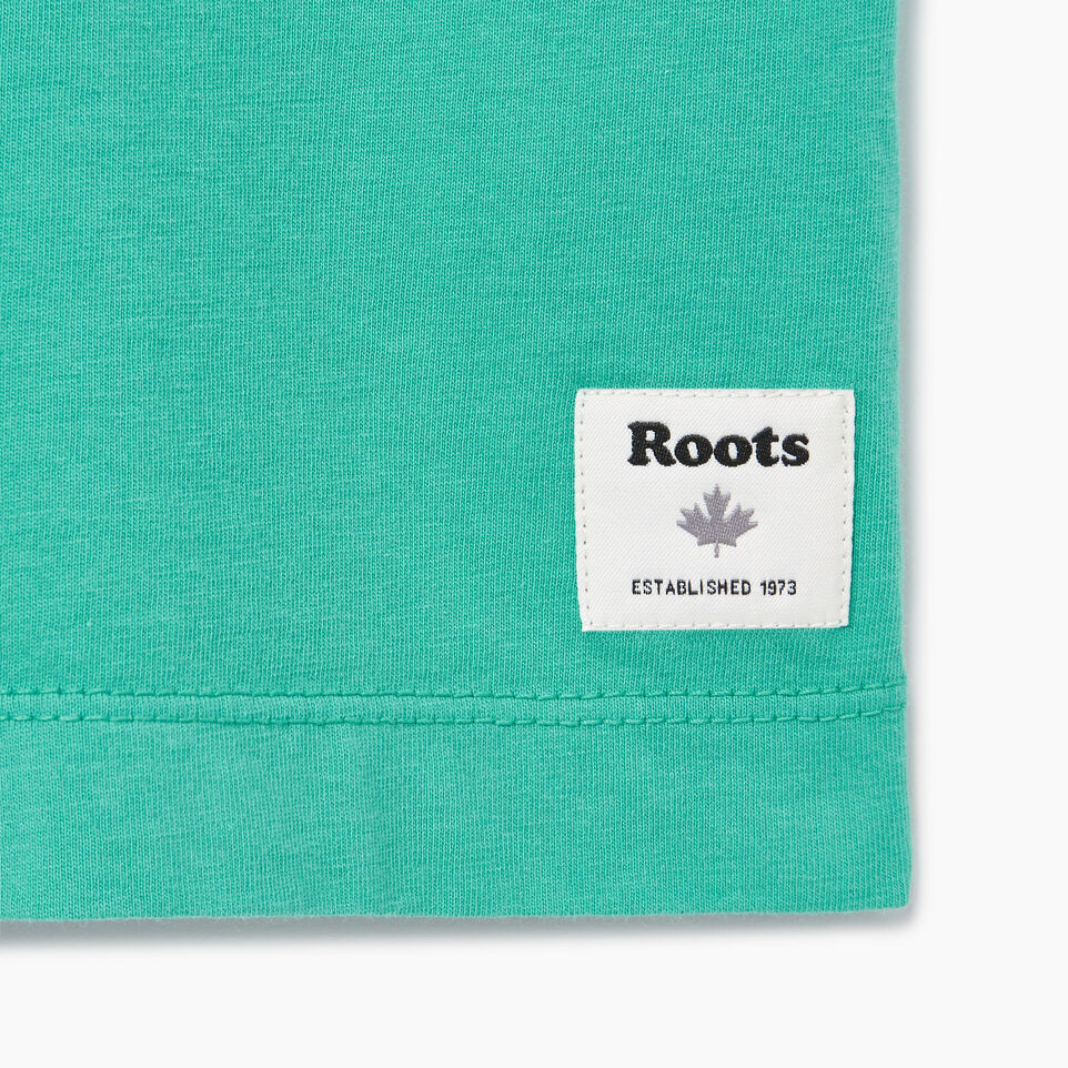 Roots-undefined-Womens Gradient T-shirt-undefined-C