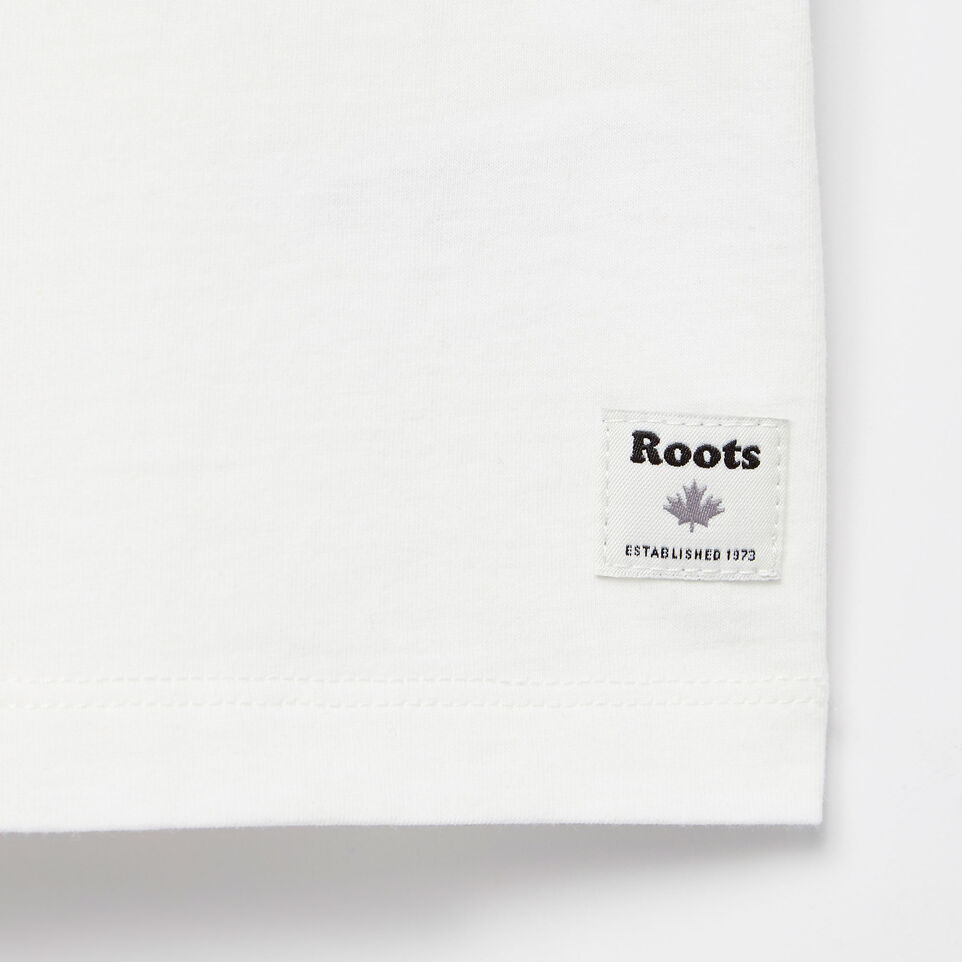 Roots-Kids Our Favourite New Arrivals-Baby Moonbeam T-shirt-Ivory-C