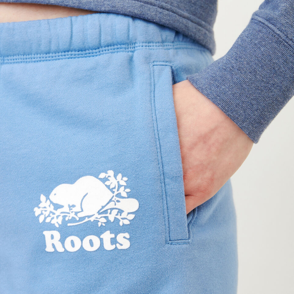 Roots-Women Our Favourite New Arrivals-Original Sweatshort-Blue Bonnet-E