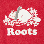 Roots-Kids Our Favourite New Arrivals-Girls Buddy Pj Set-Cabin Red Pepper-E
