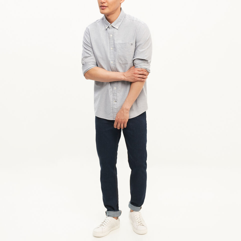 Roots-undefined-Canadore Oxford Shirt-undefined-B