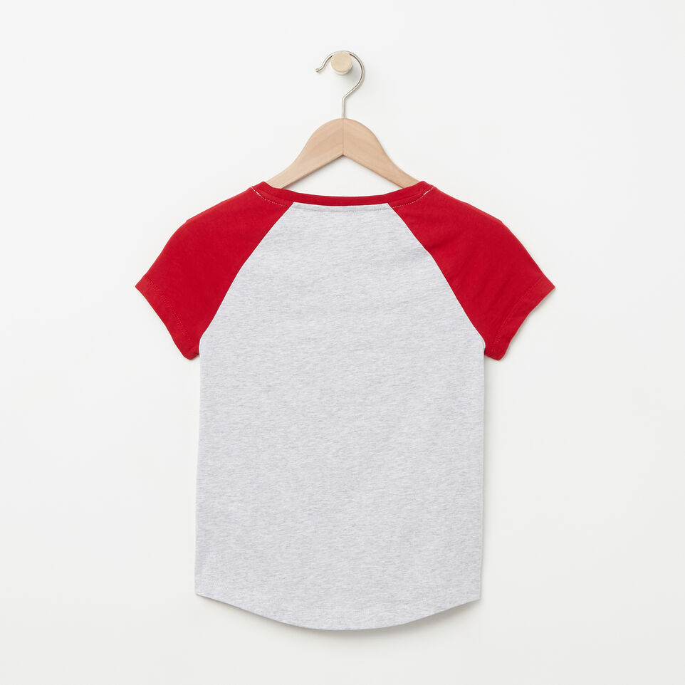 Roots-undefined-T-shirt à manches raglan Canada pour filles-undefined-B