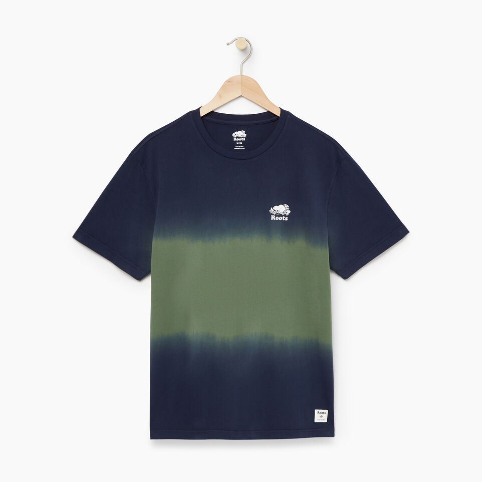 Roots-undefined-Mens Sunset T-shirt-undefined-A