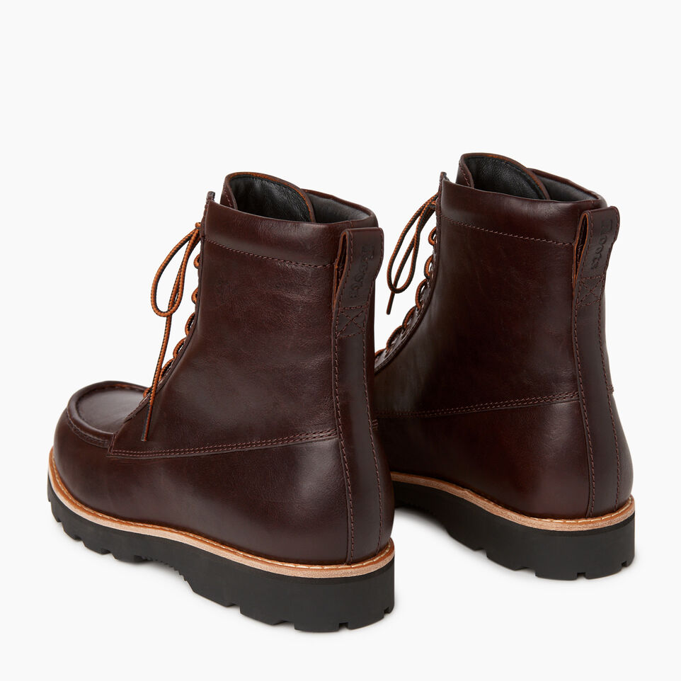 Roots-Footwear Men's Footwear-Mens Beltline Boot-Glazed Ginger-E