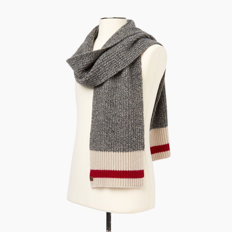 Roots-Women Categories-Roots Cabin Scarf-Grey Oat Mix-C