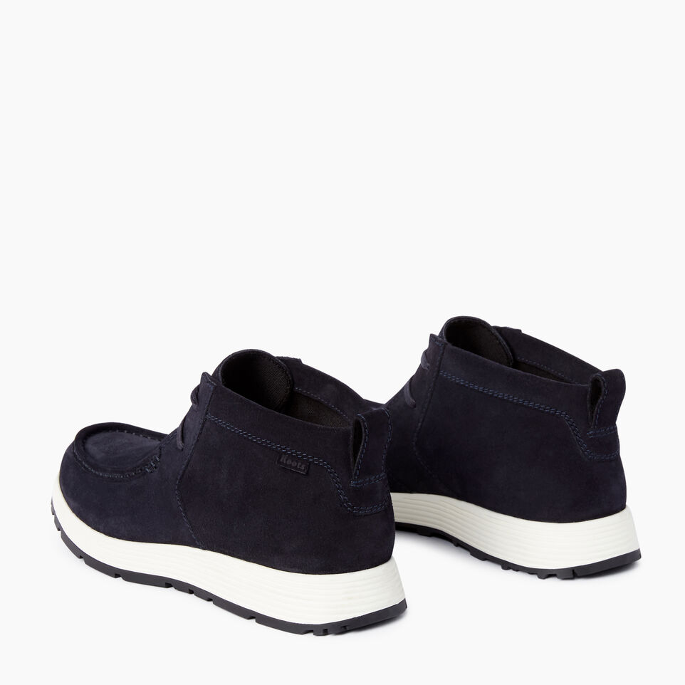 Roots-Sale Footwear-Mens Montrose Moc Shoe-Black-E