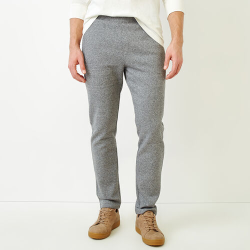 Roots-Men Bottoms-Roots City Pant-Salt & Pepper-A
