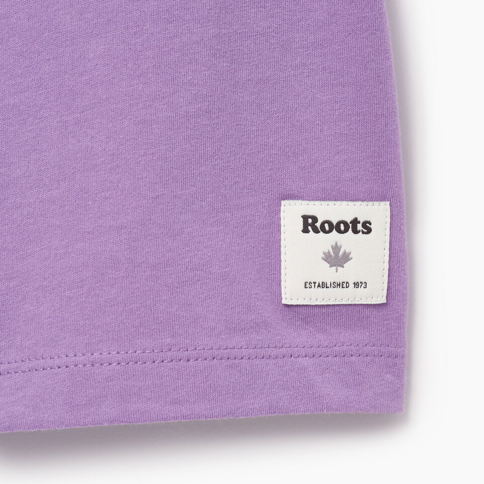 Roots-undefined-Girls Gradient Cooper T-shirt-undefined-C