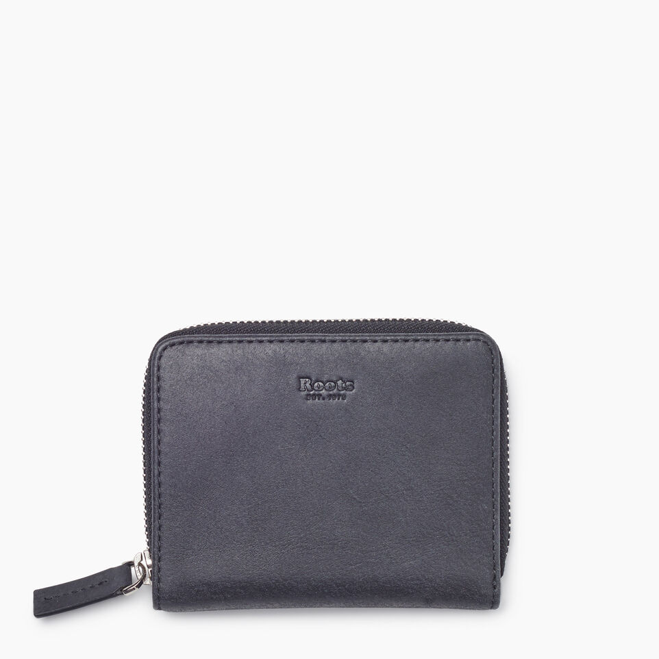 Roots-undefined-Small Zip Wallet Tribe-undefined-A