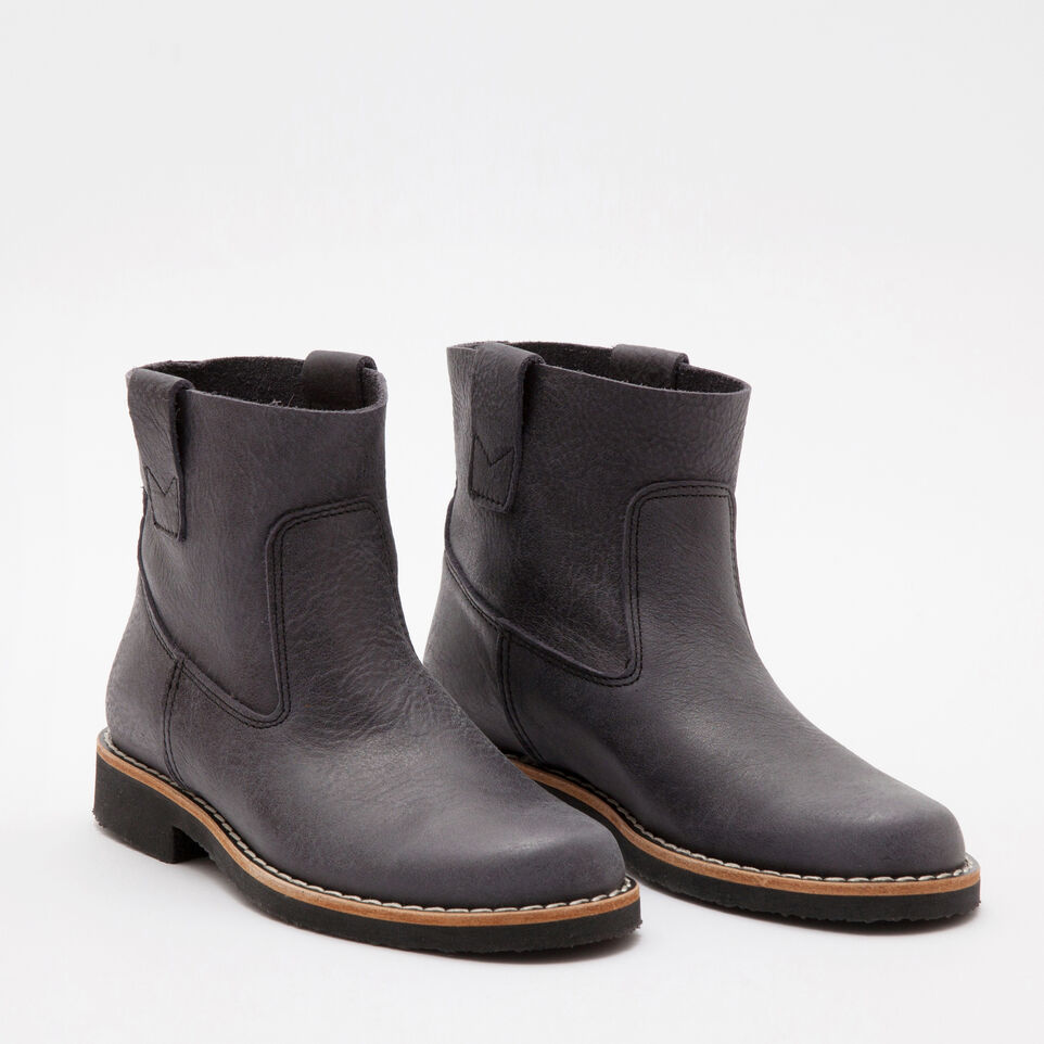 Roots-undefined-Demi-botte En Cuir Tribe-undefined-B
