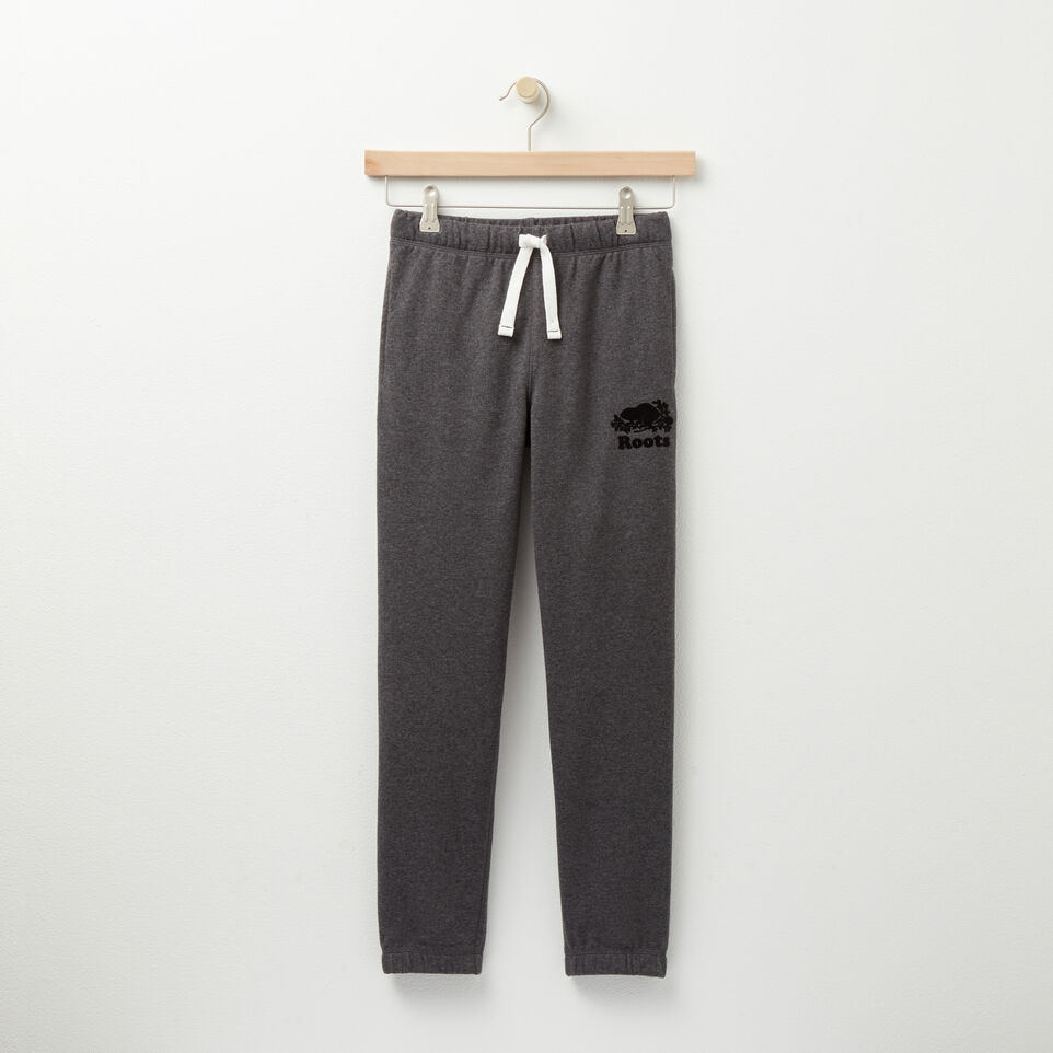 Roots-undefined-Boys Cozy Original Slim Sweatpant-undefined-A