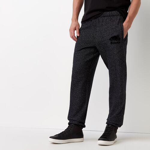 Roots-Men Bestsellers-Original Sweatpant-Black Pepper-A