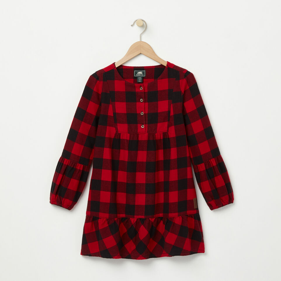 Roots-undefined-Girls Algonquin Dress-undefined-A