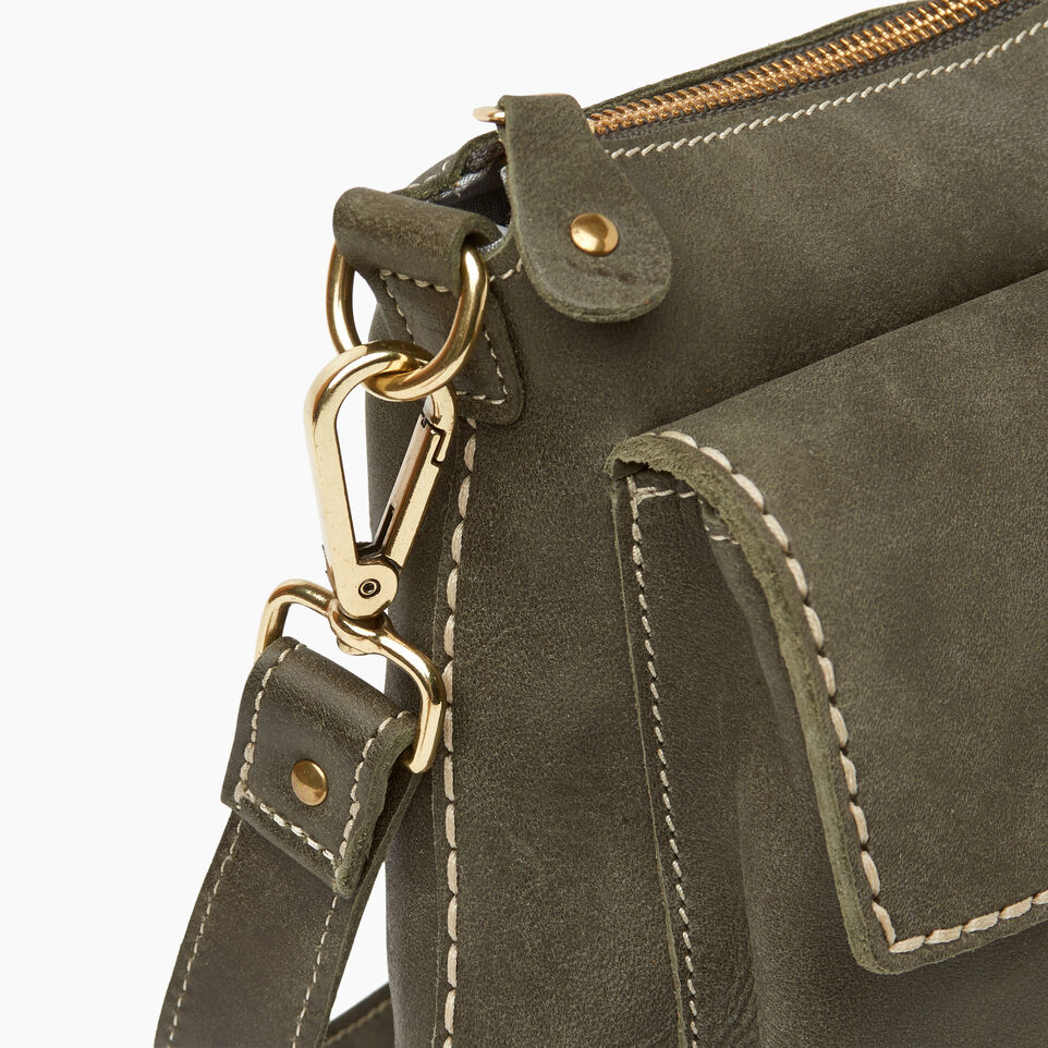 Roots-Leather New Arrivals-The Villager Tribe-Pine-D
