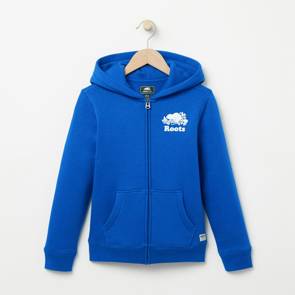 Roots-undefined-Boys Original Full Zip Hoody-undefined-A