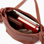 Roots-Leather Handbags-Rideau Crossbody-Canyon Rose-D