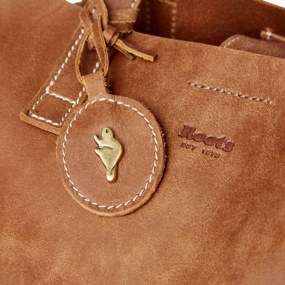 Roots-Leather Our Favourite New Arrivals-Junction Tote-Natural-E
