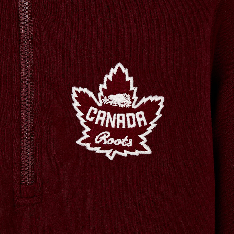 Roots-Kids Our Favourite New Arrivals-Boys Canada Zip Stein-Northern Red-C