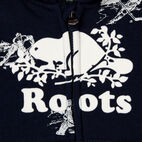 Roots-undefined-Barboteuse à motif Hockey  pour bébés-undefined-C