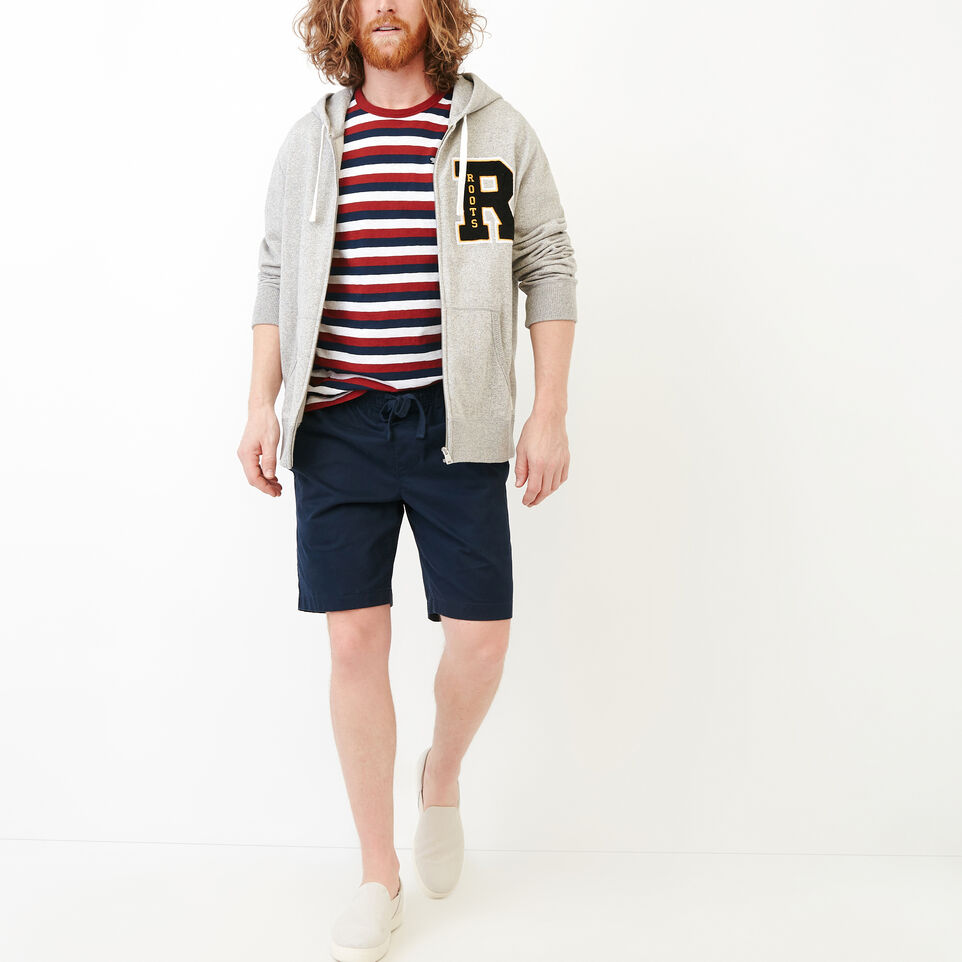 Roots-Men Our Favourite New Arrivals-Essential Short-Navy Blazer-B