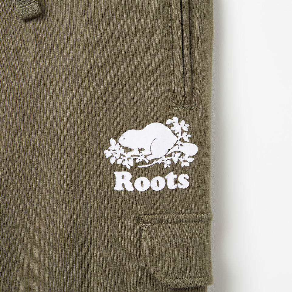 Roots-undefined-Boys Heavyweight Jersey Utility Pant-undefined-D