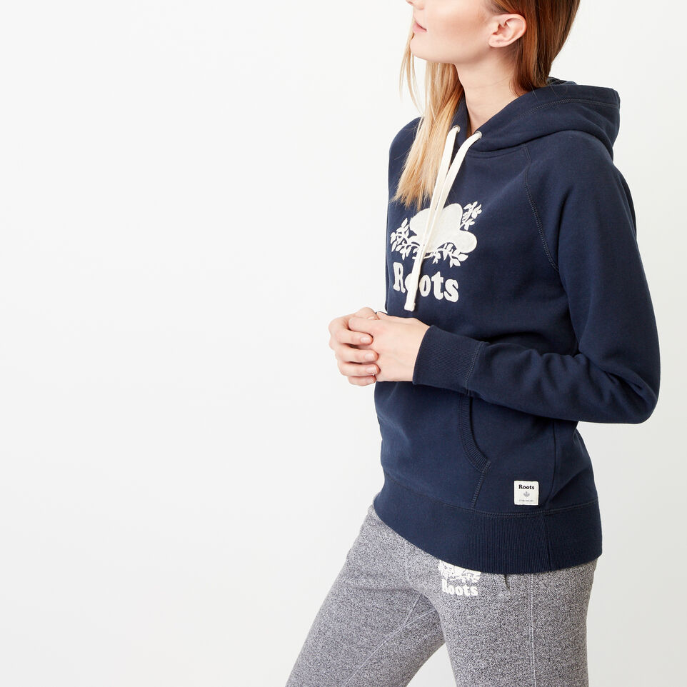 Roots-undefined-Sherpa Applique Hoody-undefined-C