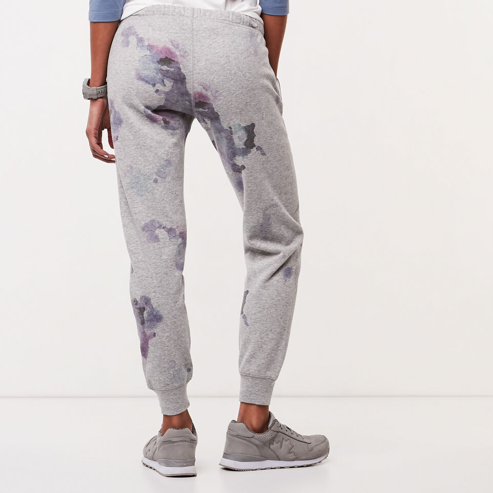 Roots-undefined-Water Colour Slim Cuff Sweatpant-undefined-D