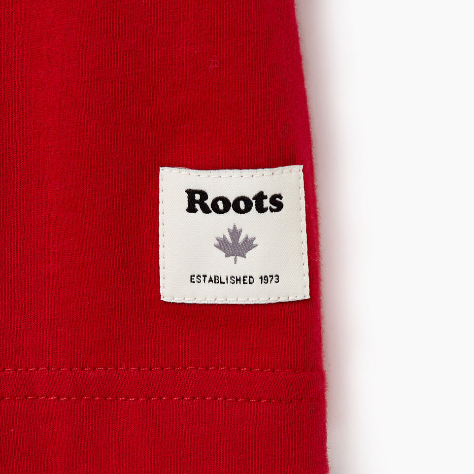 Roots-Men New Arrivals-Mens Roots Hockey T-shirt-Cabin Red-C