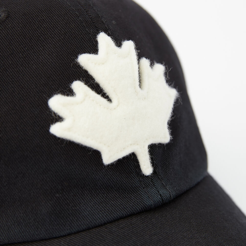 Roots-undefined-Canada Leaf Baseball Cap-undefined-D