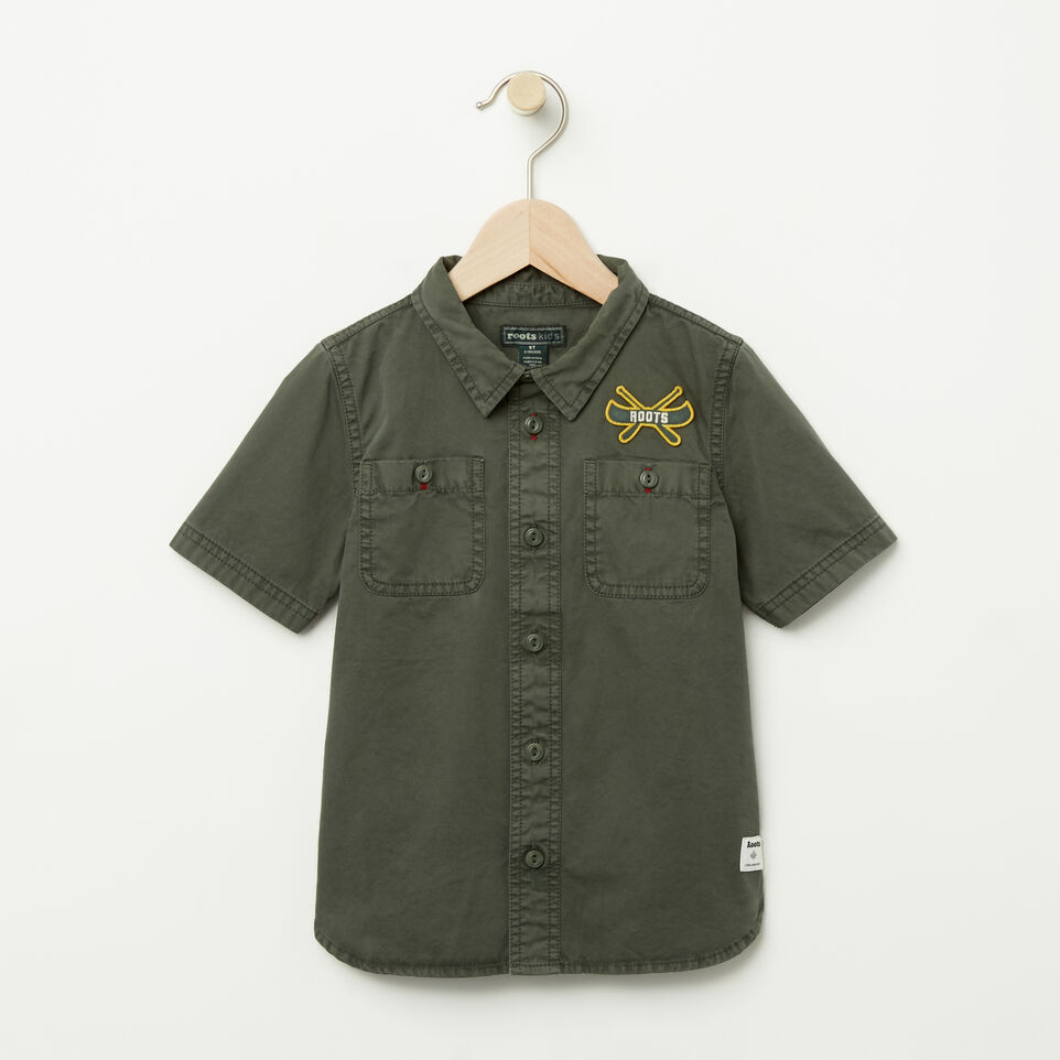 Roots-undefined-Toddler Twill Utility Shirt-undefined-A