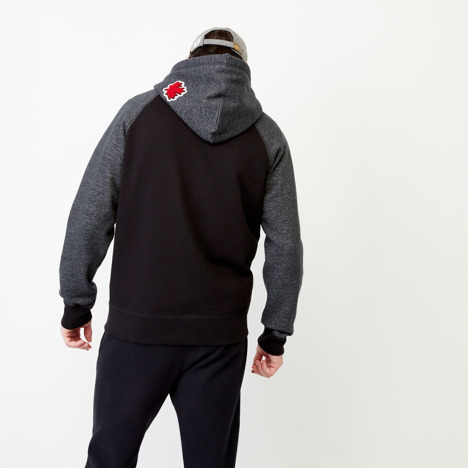 Roots-undefined-Canada Full Zip Hoody-undefined-D