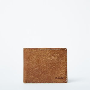 Roots-Men Wallets-Mens Slimfold Wallet With Side Flap Tribe-Africa-A