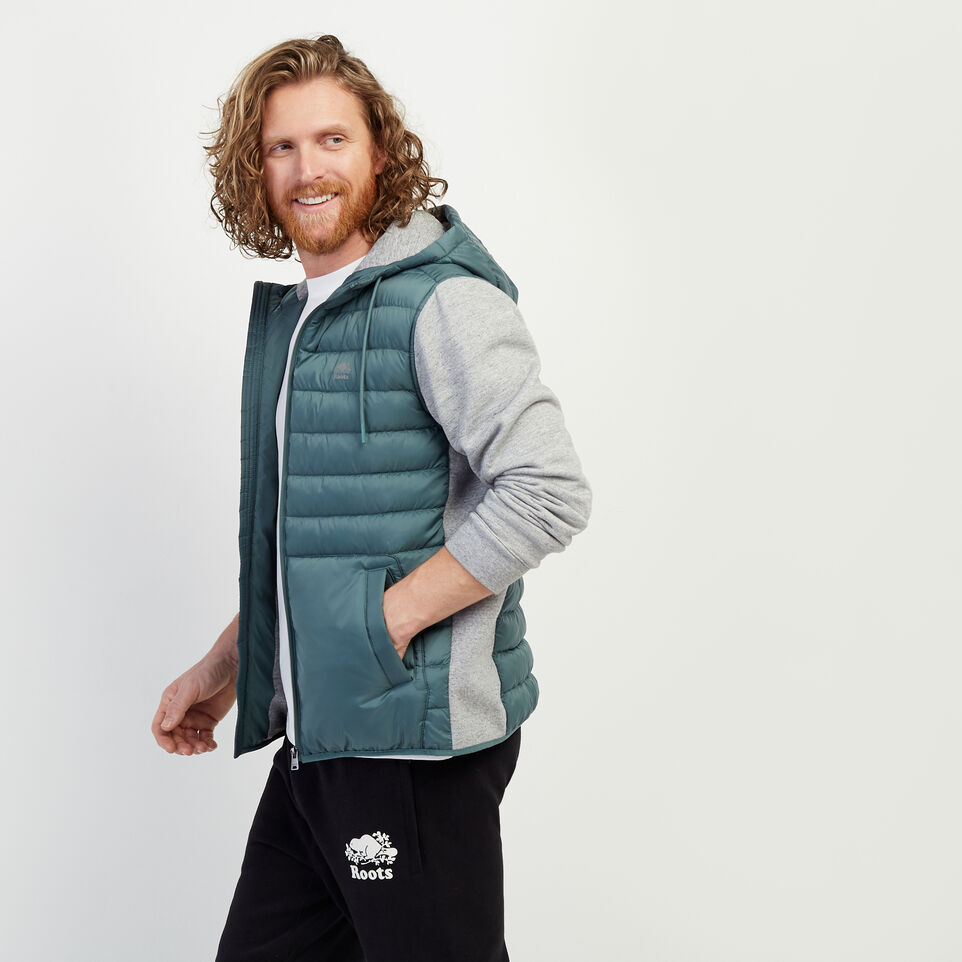 Roots-New For February Journey Collection-Journey Hybrid Jacket-North Atlantic-C