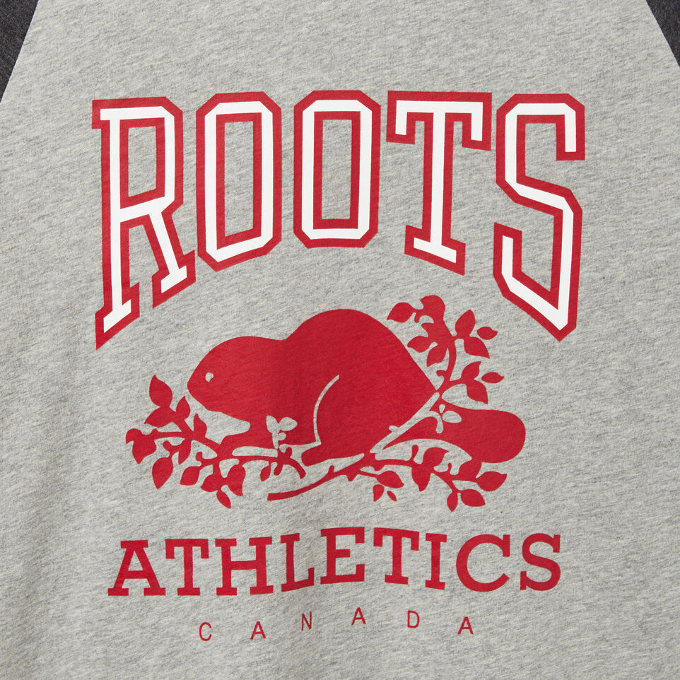 Roots-undefined-T-shirt Baseball Rba-undefined-C