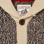 Roots-Kids Boys-Boys Roots Cabin Shawl Cardigan-Grey Oat Mix-D