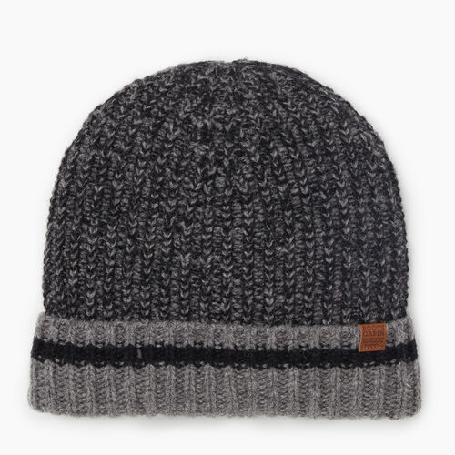 Roots-Women Accessories-Roots Cabin Toque-Black Mix-A