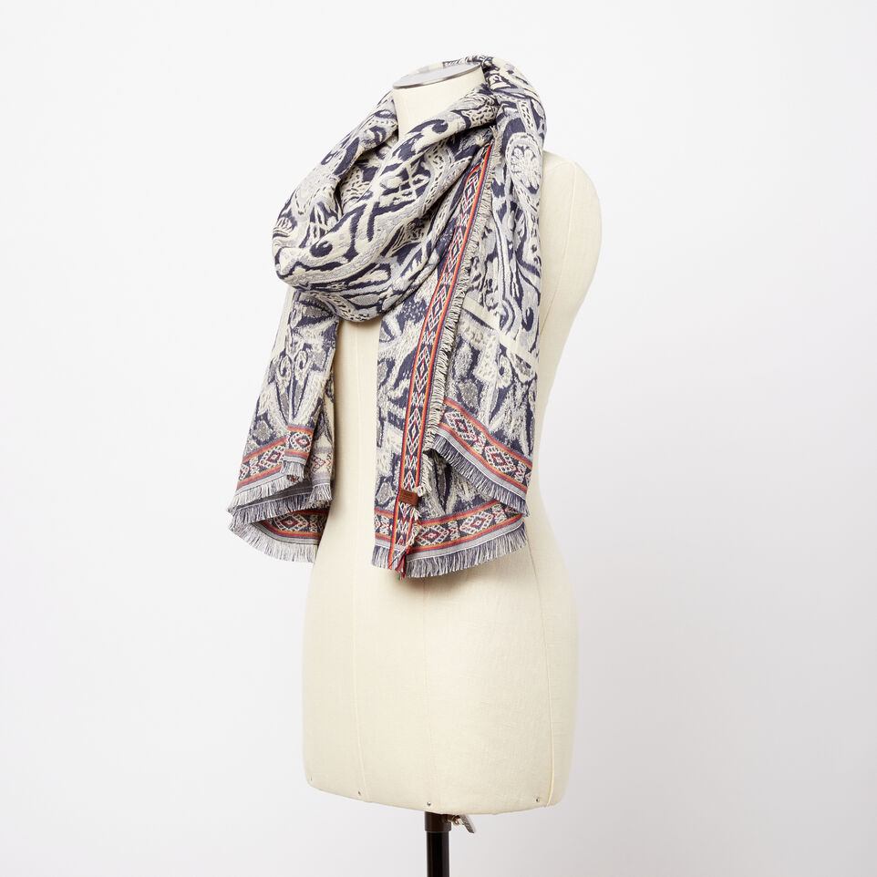 Roots-undefined-Linea Scarf-undefined-B