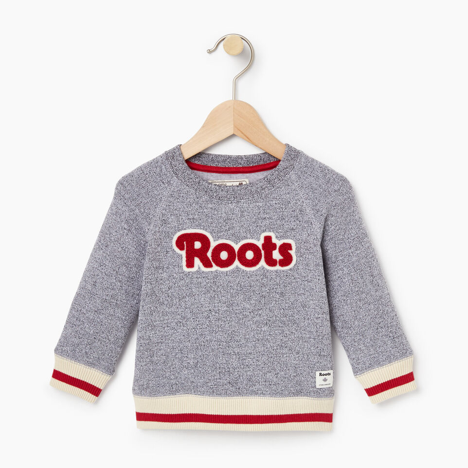 Roots-undefined-Baby Cabin Crew Sweatshirt-undefined-A