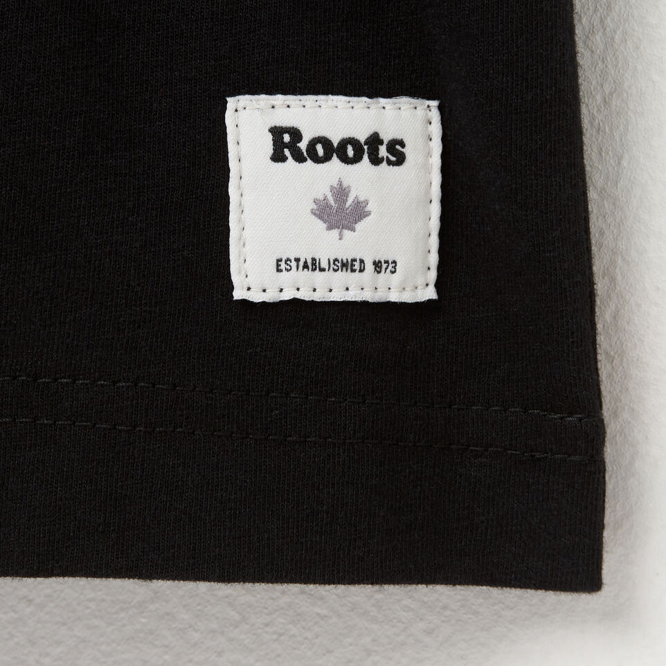 Roots-undefined-Mens Camp Patches T-shirt-undefined-C